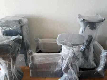 بسته بندی اثاثیه منزل مشهد